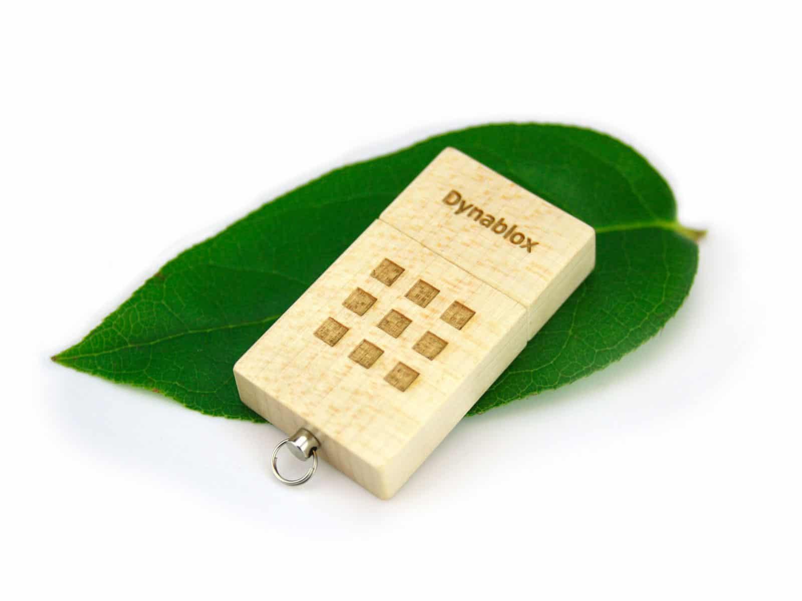 Clé USB bois Eco Wood