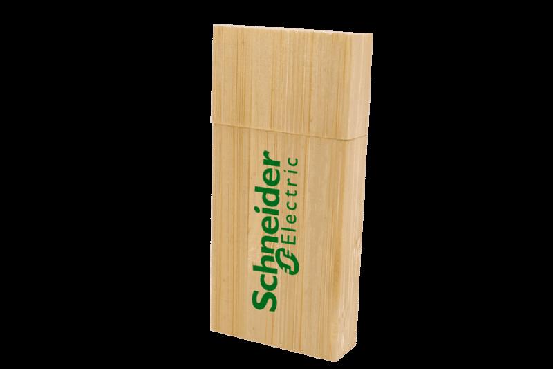 clé usb Bambou personnalisée - USB-Factory