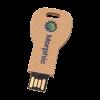 Clé USB Personnalisée en carton - USB-Factory