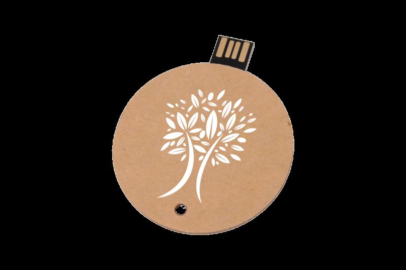 Clé USB Carton Ecologique - USB-Factory