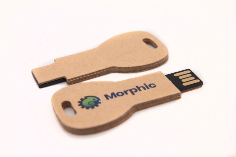 Clé USB Ecologique Personnalisée - USB-Factory