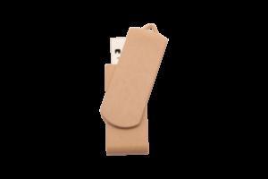 Clé USB Ecologique personnalisée avec logo