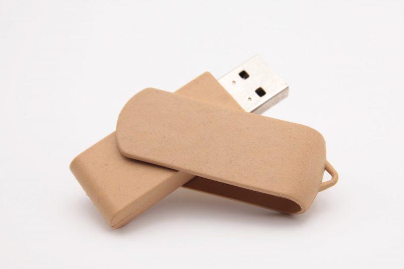 Clé USB Ecologique personnalisable
