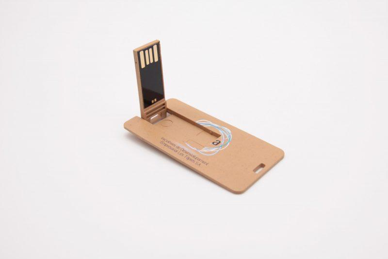 Clé USB personnalisée écoresponsable ECO3