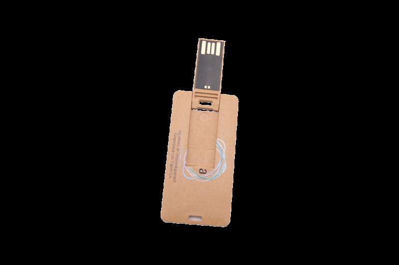 Clé USB publicitaire écologique ECO3